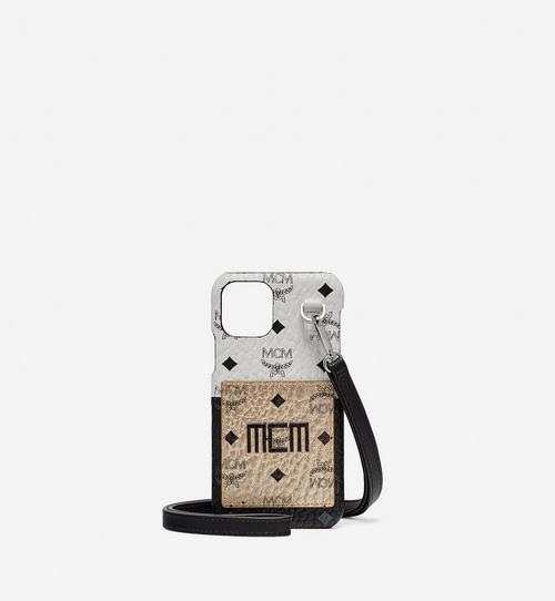 iPhone 11 Pro Case in Visetos Mix