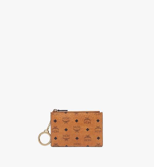 Pouch mit Schlüsselanhänger in Visetos Original
