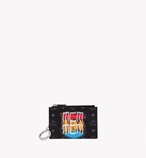 กระเป๋าเพาช์ใส่กุญแจลาย Geo Graffiti Visetos