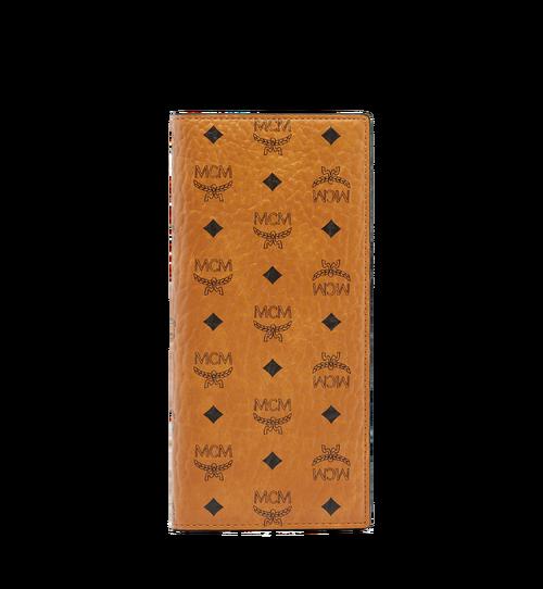 Long Bifold Wallet in Visetos Original