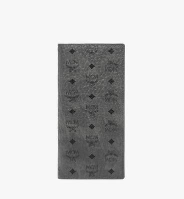 Long Two Fold Wallet in Visetos Original