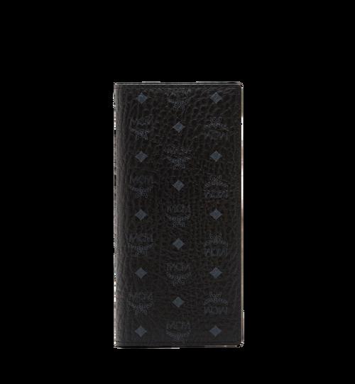 Original lange gefaltete Brieftasche in Visetos