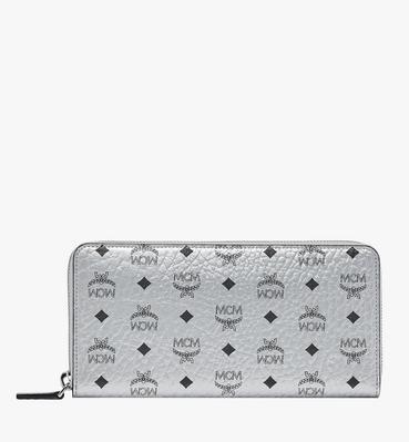 Zip Around Wallet in Visetos Original
