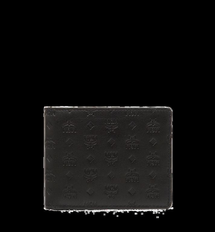 MCM Sigmund gefaltete Brieftasche aus Leder mit Monogramm Alternate View