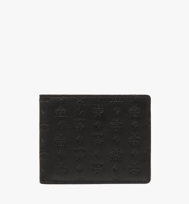 Sigmund Bifold Wallet in Monogram Leather