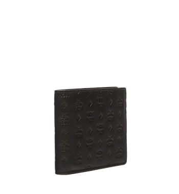 MCM Sigmund gefaltete Brieftasche aus Leder mit Monogramm Alternate View 2