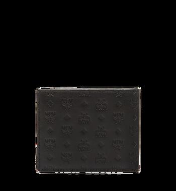 MCM Sigmund gefaltete Brieftasche aus Leder mit Monogramm Alternate View 3