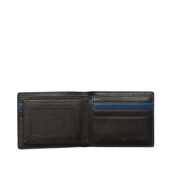 MCM Sigmund gefaltete Brieftasche aus Leder mit Monogramm Alternate View 4