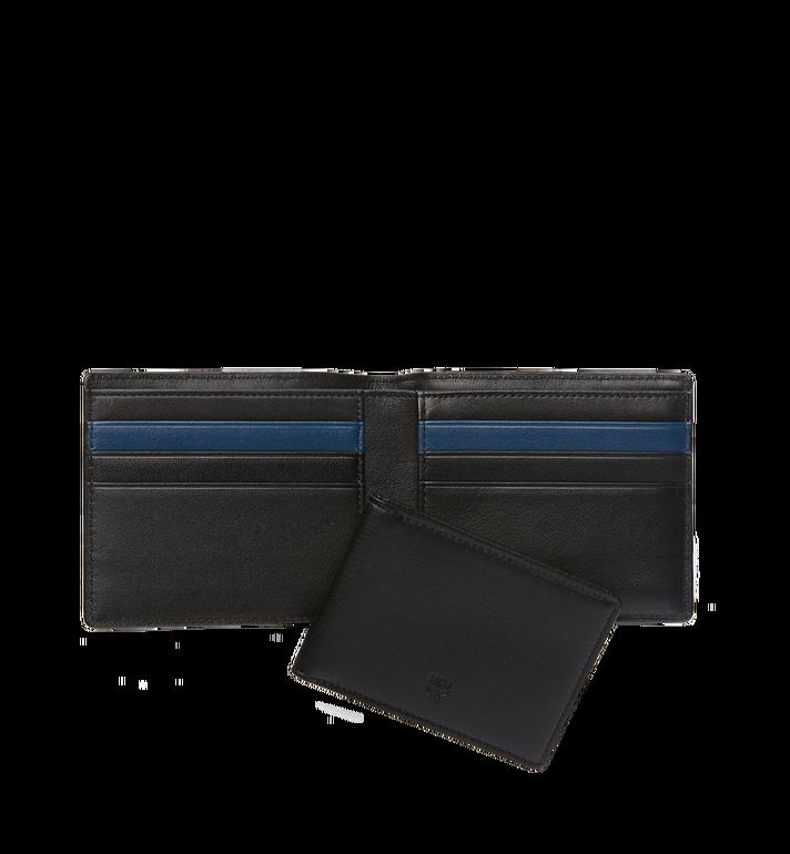 MCM Sigmund gefaltete Brieftasche aus Leder mit Monogramm Alternate View 5