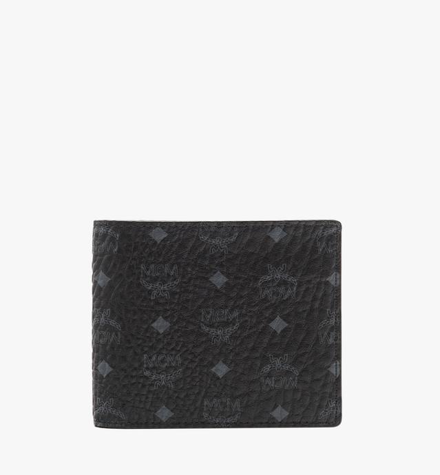 Original gefaltete Brieftasche in Visetos