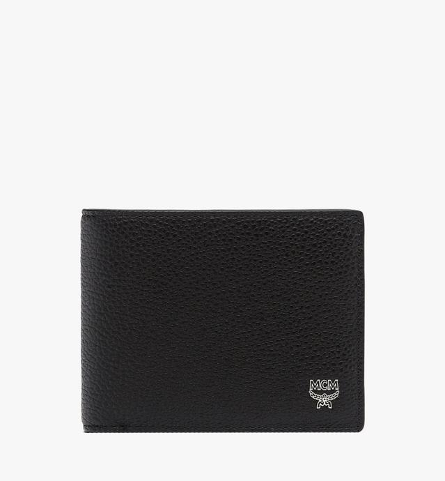 Ottomar Bifold Wallet in Grained Leather
