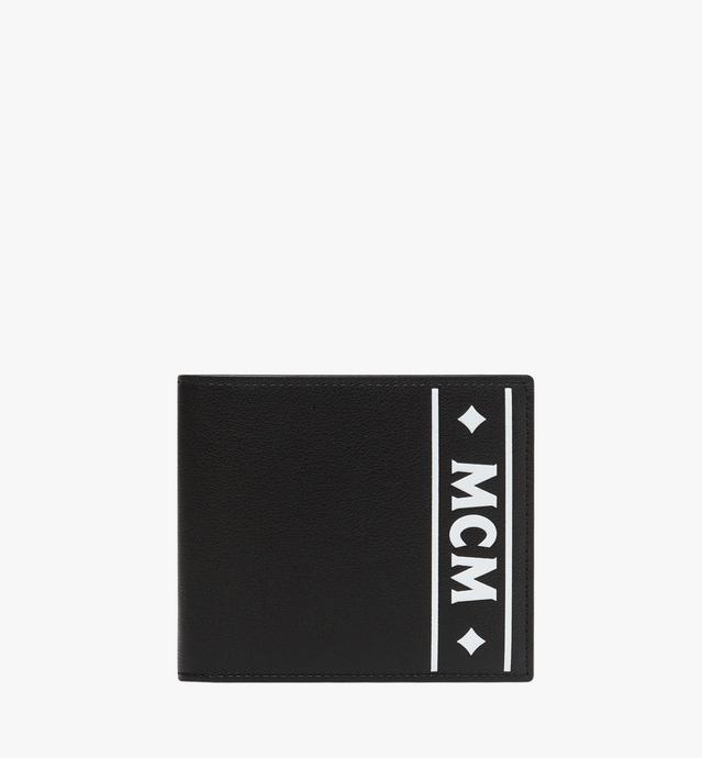 Bifold Wallet in Coburg Logo Stripe