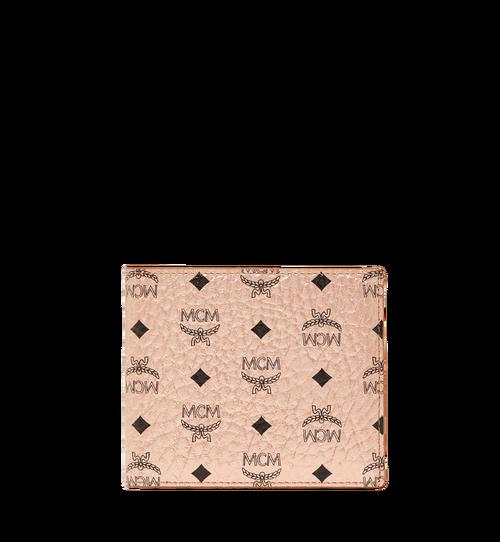 Bifold Wallet in Visetos Original