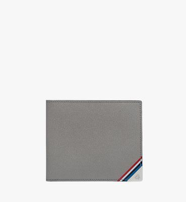 Coburg Bifold Wallet in Textured Leather