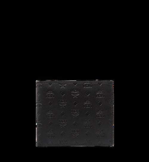 Sigmund Bifold Wallet in Monogram Leather