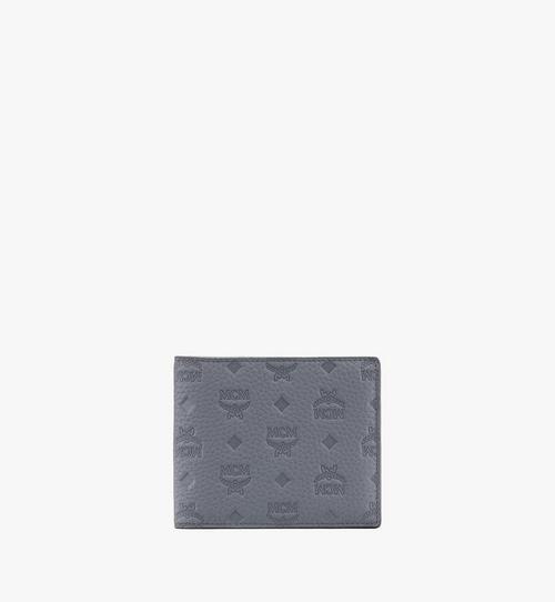 組合圖案皮革的 Tivitat 雙折錢包