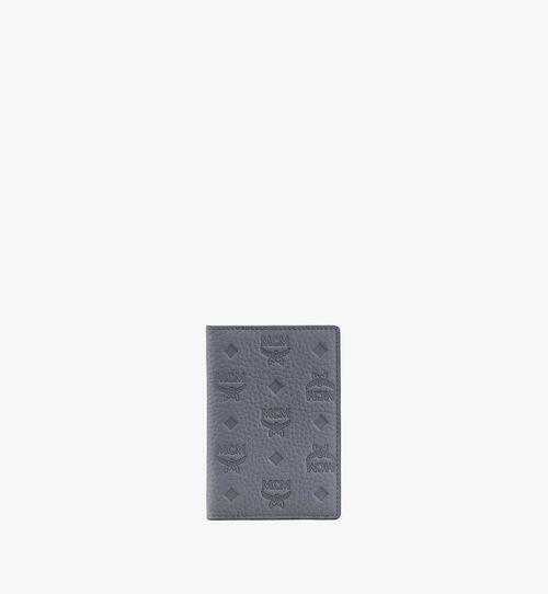 縮寫字母圖案皮革 Tivitat 雙折錢包