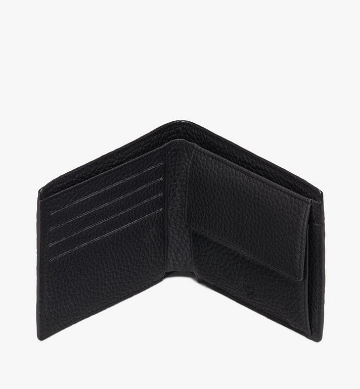 MCM Tivitat Bifold Wallet in Monogram Leather Brown MXS9ABT29BK001 Alternate View 3