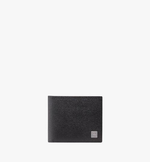 Coburg Bifold Wallet in Crossgrain Leather