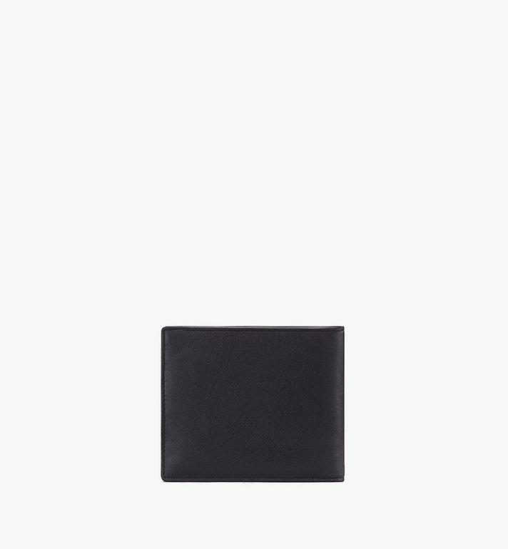 MCM Coburg Bifold Wallet Black MXS9ACE22BK001 Alternate View 2