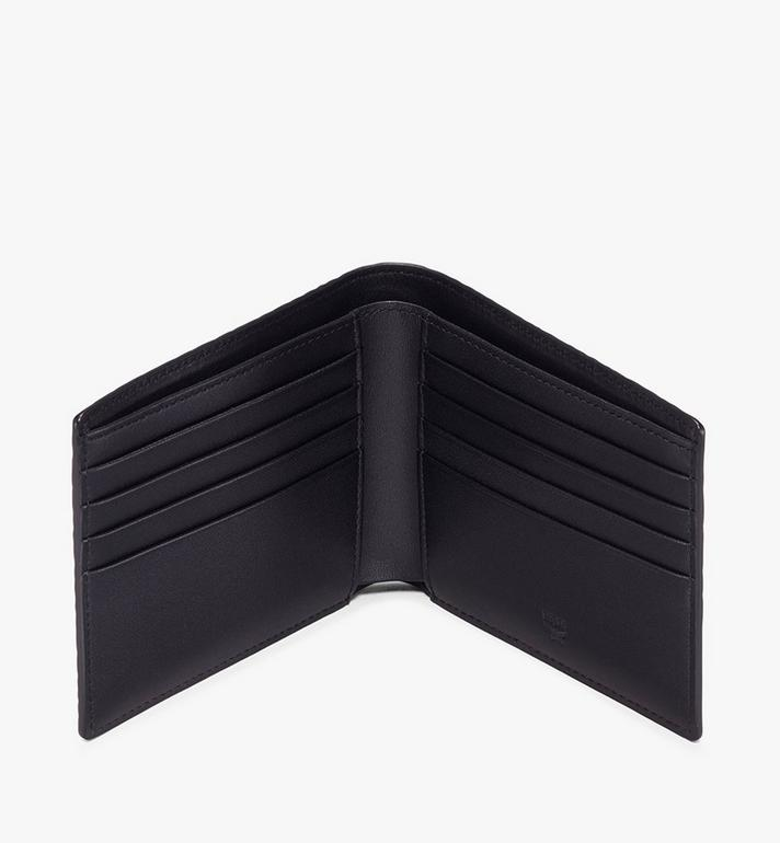 MCM Bifold Wallet in Gradation Visetos  MXS9AVI47DG001 Alternate View 3