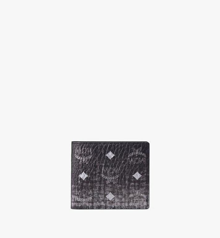 MCM Bifold Wallet in Gradation Visetos Alternate View