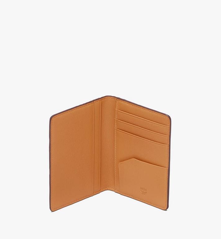 MCM Gefaltete Brieftasche in Visetos  MXS9AVI53CO001 Alternate View 4