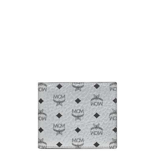 Portefeuille à deux volets en Visetos Original