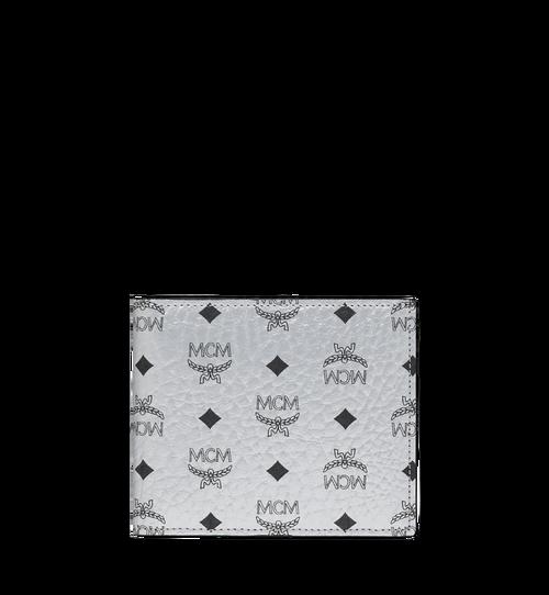 Bifold Coin Wallet in Visetos Original