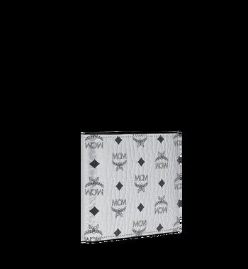 MCM Porte-monnaie à deux volets en Visetos Original Alternate View 2