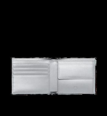 MCM Porte-monnaie à deux volets en Visetos Original Alternate View 4