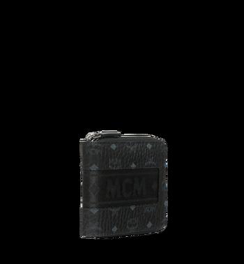MCM Geldbörse mit Rundum-Reissverschluss in Webbing Visetos Alternate View 2