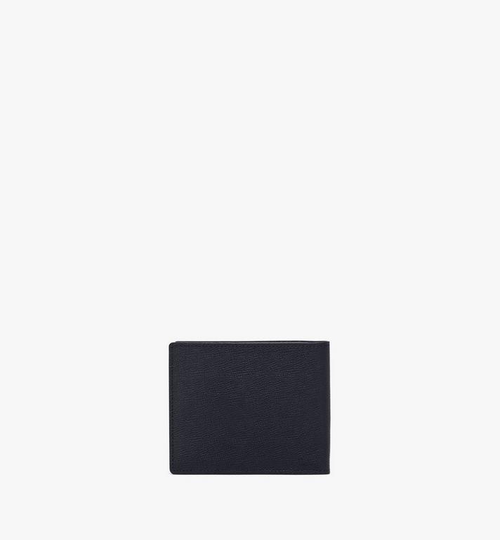 MCM Mena 雙折錢包 Black MXSAALM01BK001 Alternate View 3