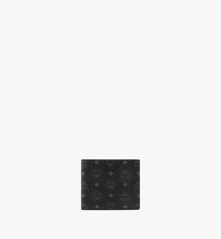 MCM Bifold Wallet w/ Coin Pocket in Visetos Original Alternate View