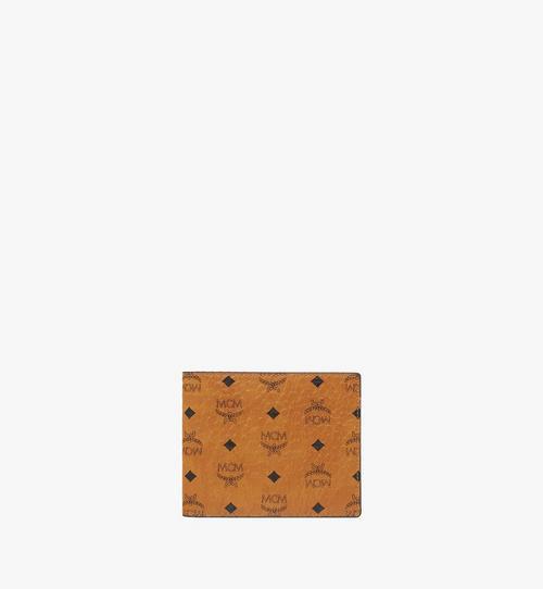 Portefeuille à deux volets Original en Visetos