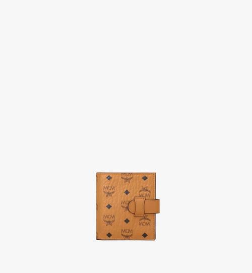 กระเป๋าสตางค์ใส่บัตรแบบพับสองทบลาย Visetos Original