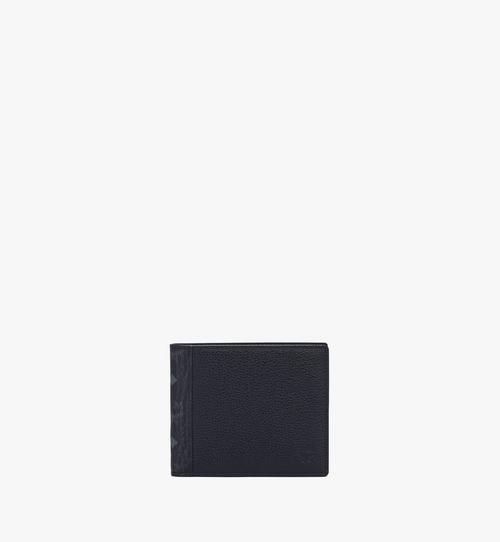 Bifold Wallet in Visetos Leather Mix
