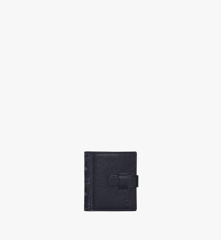 MCM Porte-cartes à deux volets en Visetos colorblock Alternate View