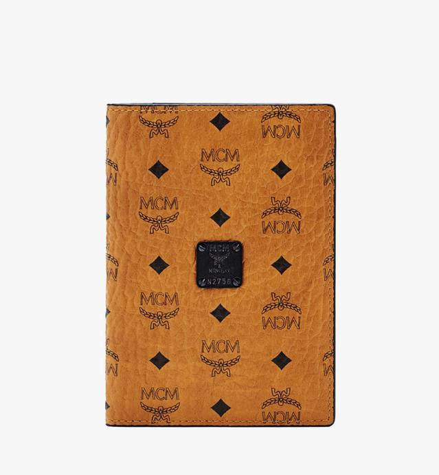 Travel Collection Passport Holder in Visetos