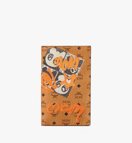 กระเป๋าใส่พาสปอร์ตลาย Berlin Bear Visetos