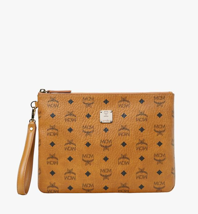 Stark Tasche mit Handgelenksband in Visetos
