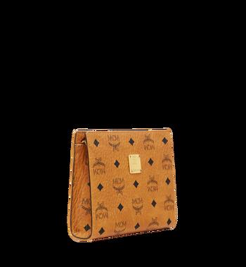 MCM Tasche mit Reissverschluss in Visetos Original Alternate View 2