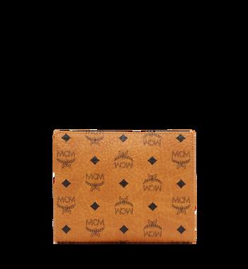 MCM Tasche mit Reissverschluss in Visetos Original Alternate View 3
