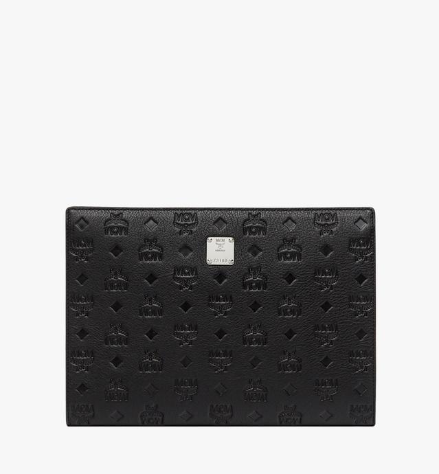 Ottomar Tasche aus Leder mit Monogramm