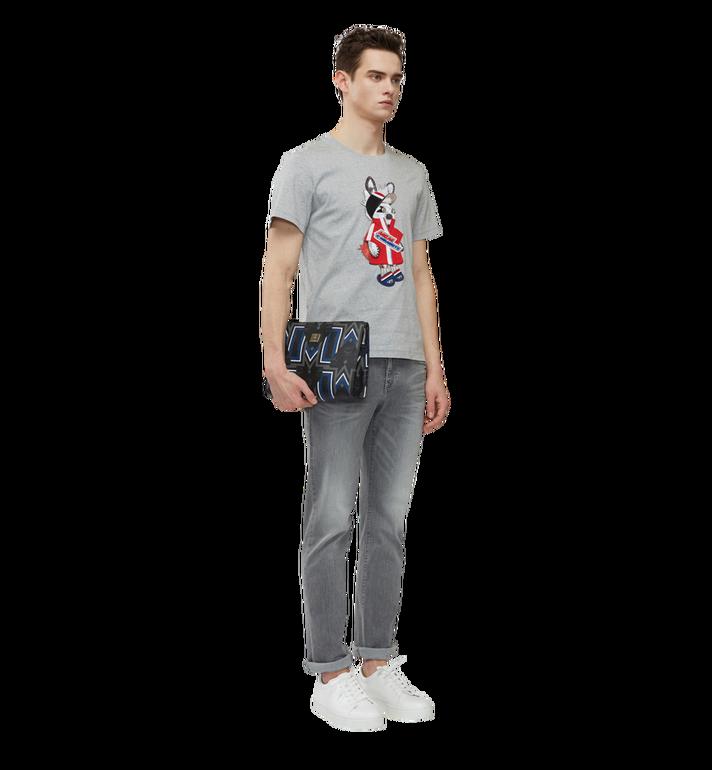 MCM Stark Tasche mit Gunta M Stripe in Visetos Alternate View 5
