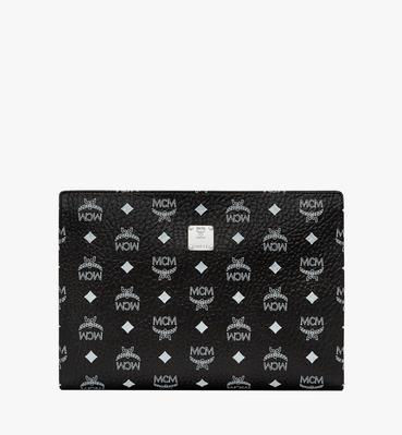 Zip Pouch in Visetos Original