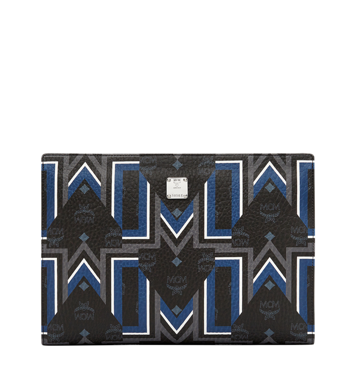 MCM Pochette Stark en Visetos Gunta M Stripe Alternate View