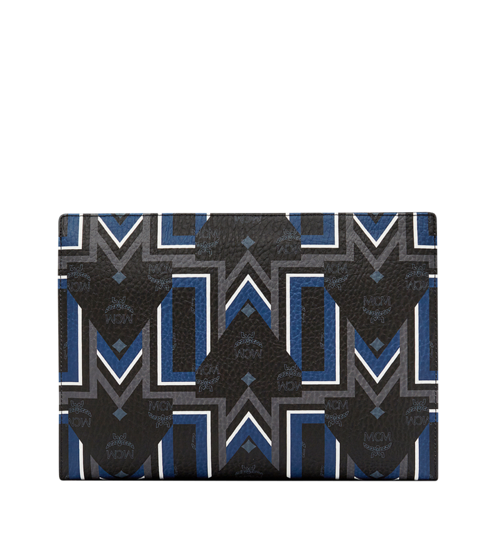 MCM Pochette Stark en Visetos Gunta M Stripe Alternate View 3