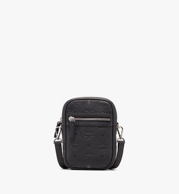 Tivitat Crossbody Bag in Monogram Leather