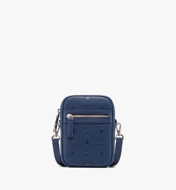 MCM Tivitat Crossbody Bag in Monogram Leather Alternate View